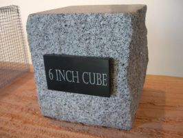 cube number 1 by lunchbizzle