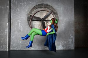 Miss Martian by Aster-Hime