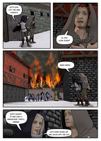 Snakeblade page 38 by SnakebladeComic
