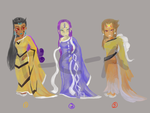 Legendary Beasts Gjinka Auction - [CLOSED] by The-Concept-Artist