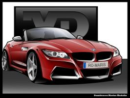 BMW Z4 MD by MarisDesign