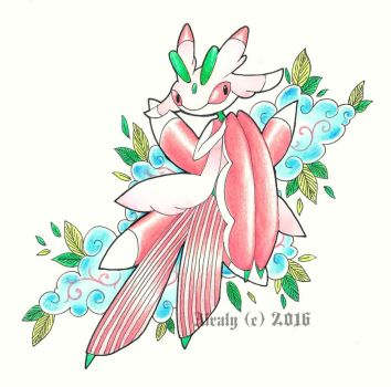 Lurantis by Airaly