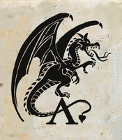 Dragons of August Logo by JackRaz