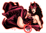 Livestream: Bewitched of Scarlet by BleedingHeartworks