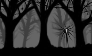 SLENDER by fuxxinsomnia