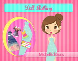 Ropa para doll by MichellEditions