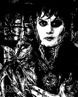 Barnabas Collins by chrisoneal
