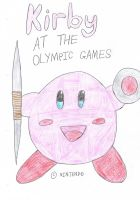Kirby at the Olympic Games by wilmel