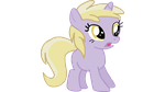 Dinky Hooves surprised by ASCToons