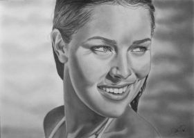 Ana Ivanovic - tomic-art by Tomdal