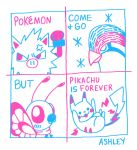 pikachu is forever by heartpuncher