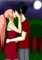 Sasusaku date part 02 by mesed