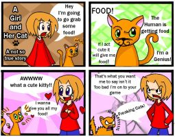 On How Cats Think by youmee400