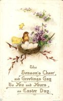 Season's Cheer and Greetings Gay by Yesterdays-Paper