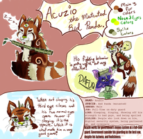 Acuzio REF SHEET by Reptonic