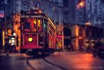 A night in Istanbul by UgurDoyduk