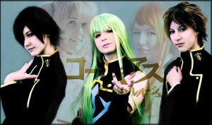 CodeGeass: In Memories of by m00nf1sh