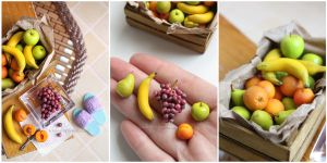 Tutti Frutti - 1:6 assorted fruits by thinkpastel