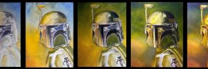 Boba Fett Full Progression by Nis-Staack