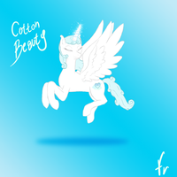 MLP Fantasy Character - Cotton Beauty by FrensisRed