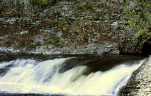 Raymondskill Falls 1 by The-Assistant