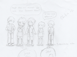Chibis by Sally78