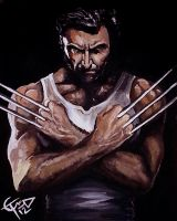 Wolverine by ZomBieTOmmm