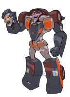 Animated GoBots_Crasher by a-loft-on-cybertron