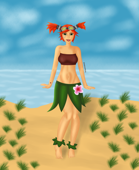 Hula Gaige by R4ND0MNUMB3RS