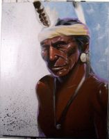 Native American Acrylic final by RNABrandEnt