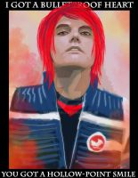 Gerard the Killjoy by MariahWall