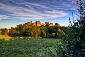 Ludlow Casle by CharmingPhotography