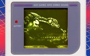 Metroid II Final Boss Gameboy by Billysan291