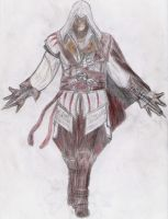 Ezio Auditore di Firenze by nothing111111