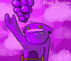 Grapes by Alcalius