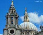 The Great Dome of St Paul's by cyanthree