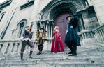 Assassin's Creed Photoshoots by Orochimarisu