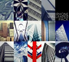 Architecture iPhone Wallpaper Pack 2 by solefield