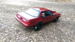 Prostreet 1990 Ford Mustang rear by vash68