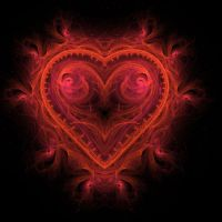 Fractal Heart by Solictice