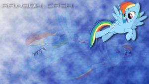 Rainbow Dash wallpaper 5 by JamesG2498