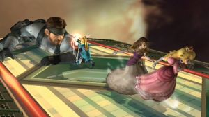 Snake wants the Ladies by SmashBros2008