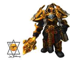 Uther Heroes Rend2 by pwNy00alL