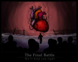 The Final Battle . by Tpose