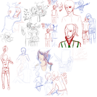 Sketch Dump number idk by MooniesLove