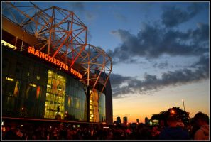 East Stand Twilight by tabzthefish