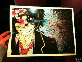 Ao No Exorcist by PinkeyApple