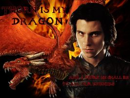 A Thorn He Shall Be by ladyrheena