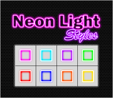 Neon ligths Styles by Azrx004
