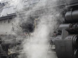 Steaming by Pwesty